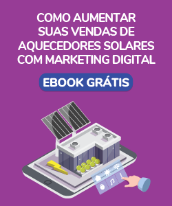 Baixar Ebook Como aumentar suas vendas de aquecedores solares com marketing digital